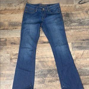 Women's Paper Denim & Cloth Low Rise Boot Cut SZ29